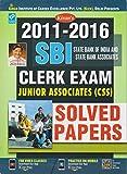 #6: SBI CLERK EXAM JUNIOR ASSOCIATES (CSS) 2007-2016 SOLVED PAPERS-ENGLISH