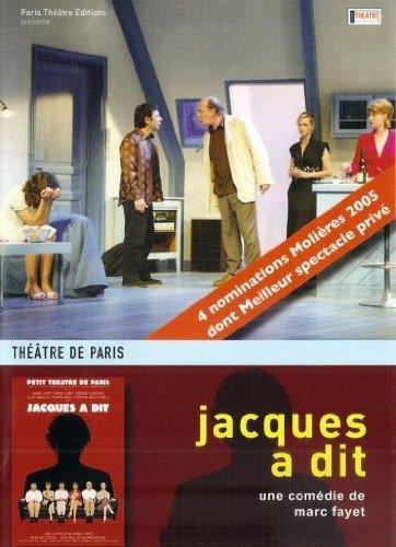 Bild von Jacques a dit [FR Import]