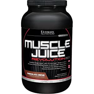 Ultimate Nutrition Muscle Juice 2600 2.12 Kg Chocolate (2.12 Kg Chocolate)