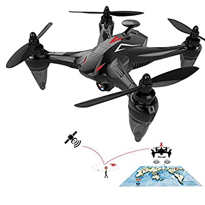 Zantec Aircraft Toys GW198 Professional 5G WIFI GPS Brushless Quadrocopter with HD Camera RC Drone Gift Toy Best Gift for Kids