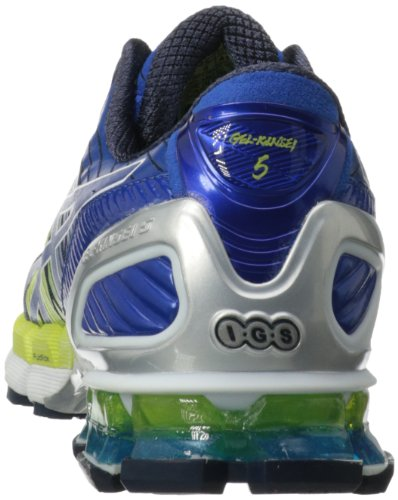 Asics Gel-Kinsei 5, Scarpe da corsa uomo Navy/Royal/Lime Taglia scarpa (Navy/Royal/Lime)