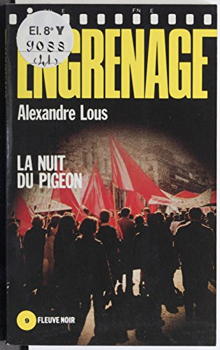 Livre gratuits en ligne Engrenage : La Nuit du pigeon pdf, epub ebook