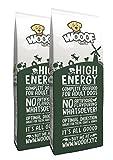 Jetzt neu: Wooof High Energy 30kg kaltgepresstes, besonders energiereiches Hundefutter mit Rind, natürliche Zutaten, hoher Fleischanteil, leicht verdaulich, ohne Weizengluten, Trockenfutter