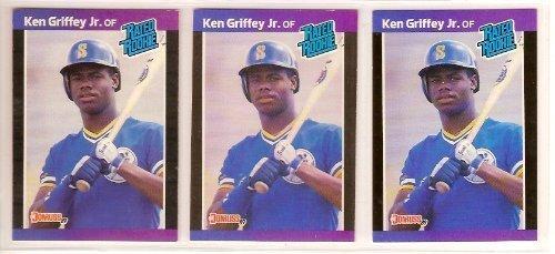 989Donruss Baseball Rookie (Seattle Mariners) (Cincinnati Reds) by Donruss ()