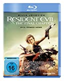 Resident Evil: The Final Chapter [Blu-ray] - Mit Milla Jovovich, Ali Larter, Iain Glen, Shawn Roberts, Ruby Rose