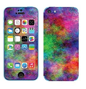 Royal Sticker RS.58876 Autocollant Motif Tissu Colore pour Apple iPhone 5C