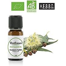 Huile Essentielle d'Eucalyptus Smithii Bio Revelessence (10 ml)