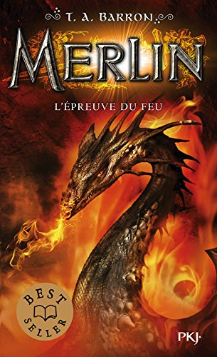 Merlin, Tome 3 : L'épreuve du feu par From Pocket Jeunesse