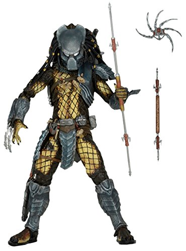 Predator Series 15 Ancient Warrior Actionfigur