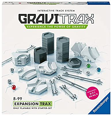 Ravensburger - 27601 - GraviTrax : Set d'extension rails - Jeu de construction