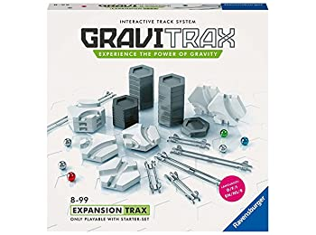 Ravensburger 27601 GraviTrax Trax Pack Genişleme Kiti (İngilizce)