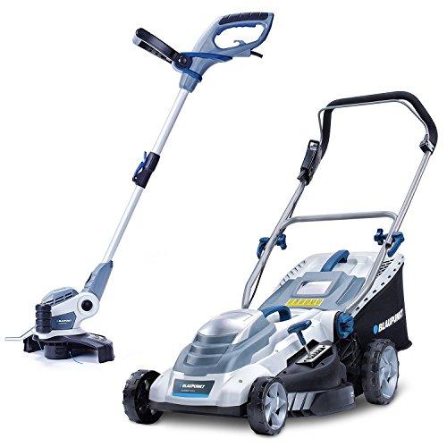 blaupunkt-garden-tools-mower-and-grass-trimmer-bundle-gx7000-1800w-ac-high-power-electric-push-lawnm