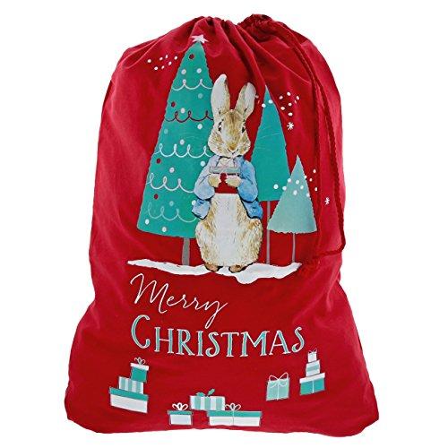 Beatrix Potter Sacco di Natale, Multicoloured...