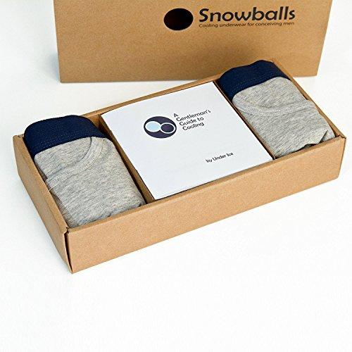Snowballs, Kühlende Unterwäsche für Herren