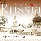 Russia-Balalaikas & Songs