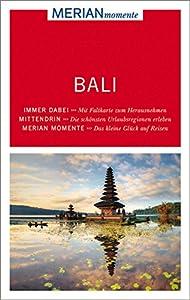 MERIAN momente Reiseführer Bali: Mit Extra-Karte zum Herausnehmen