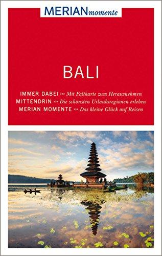 MERIAN momente Reiseführer - Bali Ebook