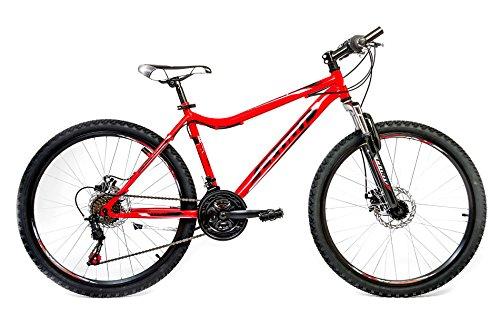 CLOOT BIKE   BICICLETAS MOUNTAIN BIKE 26   MTB   SL SPORT 1 1  21 VELOCIDADES  HORQUILLA SUSPENSION  FRENOS DISCO   TALLA: DE 158 A 171 BICI DE MONTAÑA