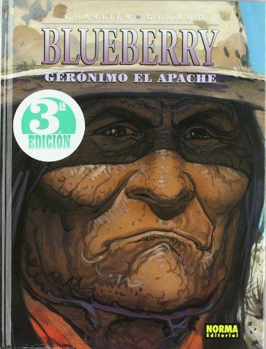 BLUEBERRY 38. GERÓNIMO EL APACHE