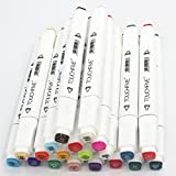 TOUCHFIVE Marker 20er Set neue Generation