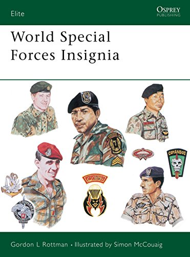 World Special Forces Insignia (Elite)