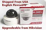 Produkt-Bild: Hikvision Digital Technology DS-2CD2185FWD-I IP security camera Innen & Außen Kuppel Weiß (DS-2CD2185FWD-IS(4mm))