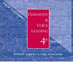 [(Audio CD-ROM for Aldwell/Cadwallader's Harmony and Voice Leading, 4th)] [Author: Edward Aldwell] published on (March, 2010)