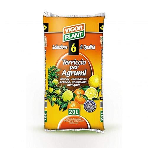 VIGORPLANT Terriccio per Agrumi 20 Lt