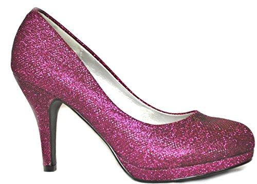 purple-platform-heel-shoes-in-glitter-look-finish