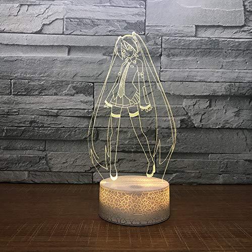 BCYD Lámpara de luna 3D Kids Home Decor 1776 colores...