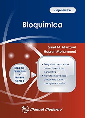 Bioquímica por Saad M. Manzoul