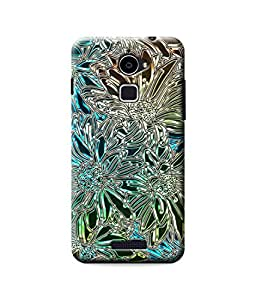 Be Awara Neon Flowers Designer Mobile Phone Case Back Cover For Coolpad Note 3 Lite