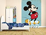 1 Wall Mickey Mouse Papier Peint