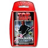 Winning Moves 61793 - Top Trumps - Star Wars Episode I, Kartenspiel