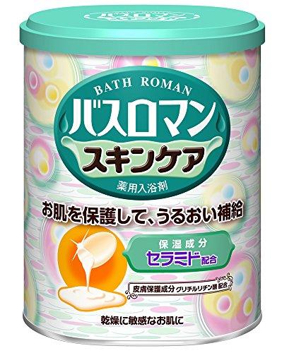Bathroman Skincare Bath Salt Ceramide - 1 pc (japan import)