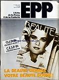 Telecharger Livres ECHO DE LA PRESSE ET DE LA PUBLICITE L No 1269 du 03 05 1982 LA BEAUTE CHANGE VOTRE BEAUTE BOUGE SOMMAIRE PRESSE COLETTE ECHOS PRESSE ASSEMBLEE GENERALE DE LA SOCIETE DES REDACTEURS DU MONDE DU 2 MAI VOTE SUR LA CANDIDATURE D ANDRE LAURENS ET MODIFICATION DES STATUTS 18041 TITULAIRES DE LA CARTE D IDENTITE DES JOURNALISTES PROFESSIONNELS NOUVEAUX NUMEROS D APPEL DES SERVICES D INFORMATION D AIR FRANCE RENEGOCIATION DE LA CONVENTION COLLECTIVE LE 28 MAI RICHARD LISCIA (PDF,EPUB,MOBI) gratuits en Francaise