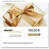 Chèque-cadeau Amazon.fr - E-mail - Paquet cadeau d'occasion  Livré partout en Belgique