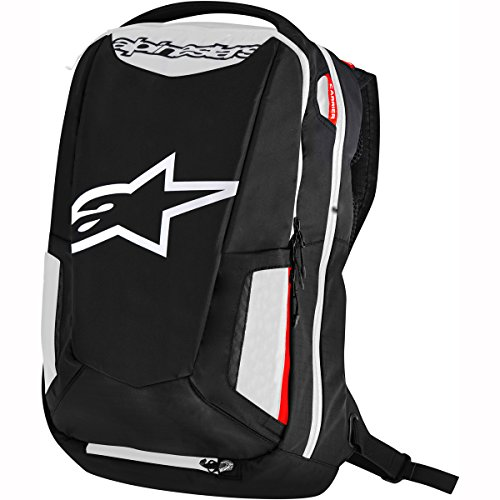 Imagen de  moto alpinestars city hunter nero bianco rosso123 alternativa
