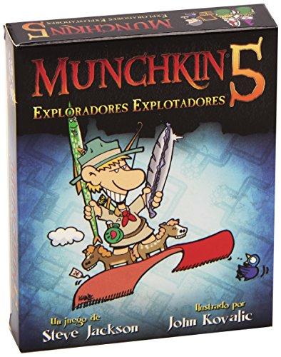 munchkin-5-exploradores