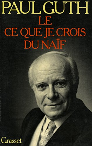 Ce Que Je Crois [Pdf/ePub] eBook