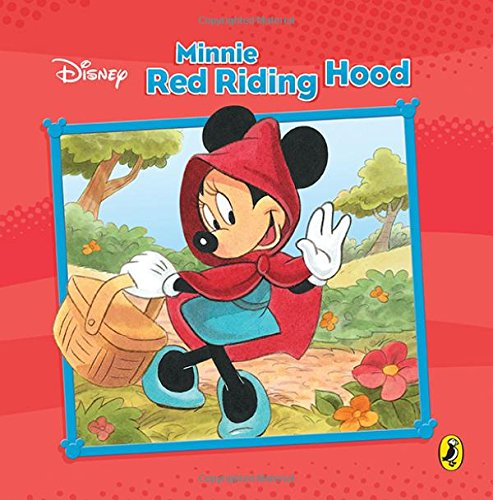Minnie Red Riding Hood [Hardcover] DISNEY