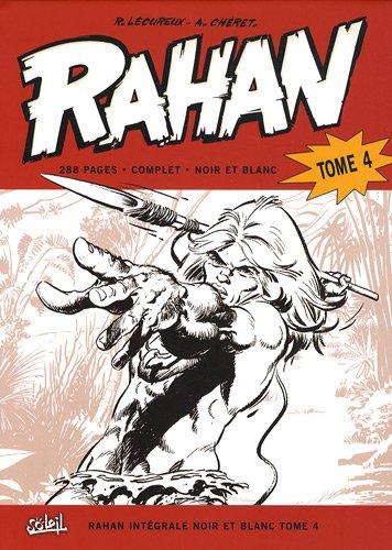 Rahan intégrale noir et blanc, Tome 4 :