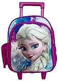 Paxos 53767 Sac à dos à roulettes maternelle - Disney - La reine des Neiges