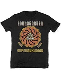 Soundgarden Superunknown Spiral 94 Tour Men's Soft T-Shirt