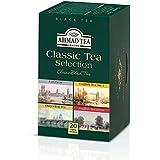 "English Teas, ""Classic Tea Selection"" - Tagged and Aluminium Foil Enveloped Teabag Assortment in Printed Carton - 398"