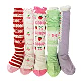 Best KF Baby Gifts For Newborn Girls - KF Baby Girl Cozy Soft Knee High Socks Review