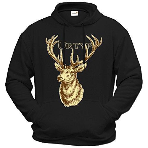 getshirts-rahmenlosr-geschenke-hoodie-jager-urtyp-schwarz-xxl