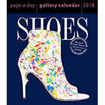 Shoes 2018. Page-A-Day Gallery Calendar