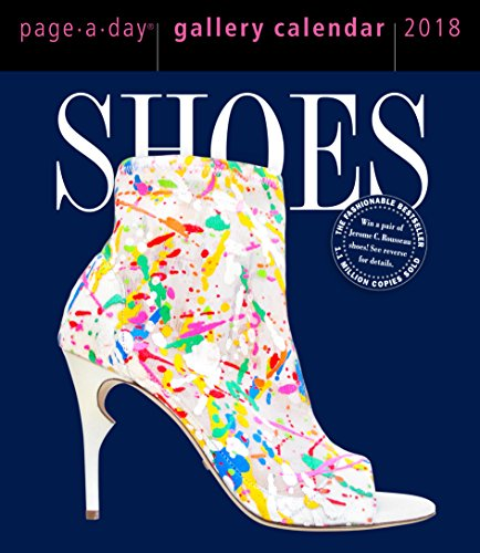 shoes-2018-page-a-day-gallery-calendar