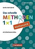 Fachmethoden Grundschule: Das schnelle Methoden-1x1 Mathematik (3. Auflage): Buch